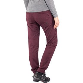 Black Diamond Notion Pants Women bordeaux